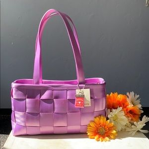Harveys Satchel Lilac